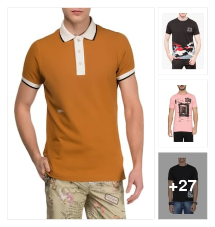 t shirts f r u. Online shopping look by Maheswara