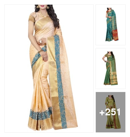 Beautiful  sarees. Online shopping look by sunitha