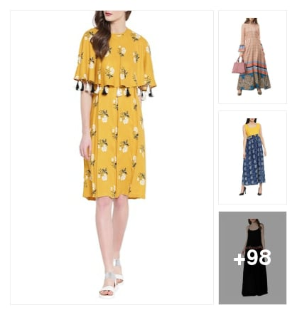 101 Desi Swag Dresses . Online shopping look by Mahira