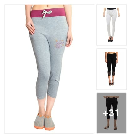 Capris. Online shopping look by Sree reddy