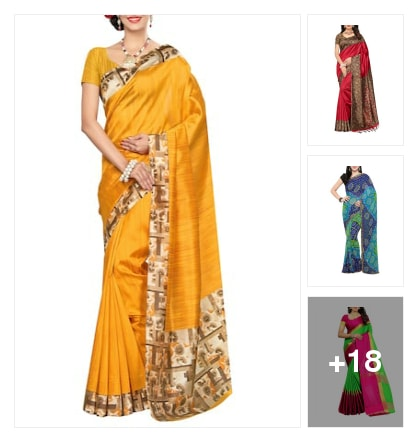 Sarees. Online shopping look by Supreme