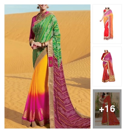 "Today Saree Fashion Trend. Online shopping look by Trends update by ""Sheetal Thakur"""