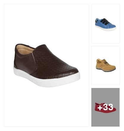 SHOES  FOR MEN. Online shopping look by P