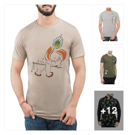 T-shirts for men 👦. Online shopping look by Shona