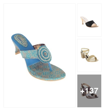 Sandals. Online shopping look by chinna