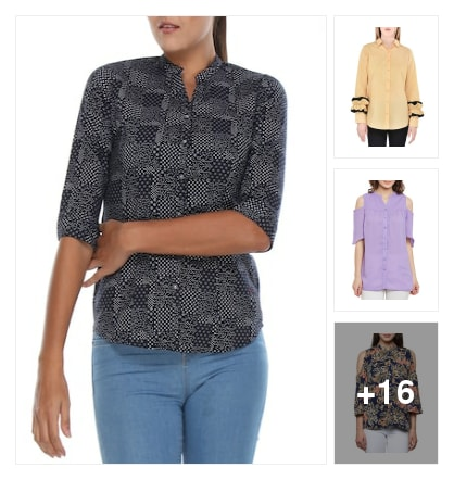 Shirts. Online shopping look by keerthik837