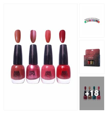 Nail polish :: combo on limeroad. Online shopping look by kavita