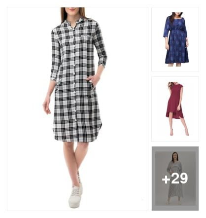 Freshest Western Dresses Online. Online shopping look by SriLatha