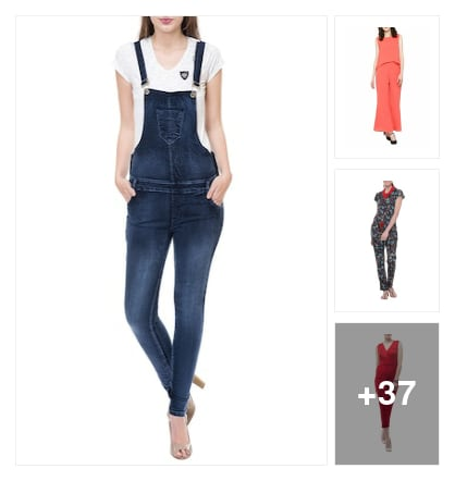 jumpsuits. Online shopping look by anitha