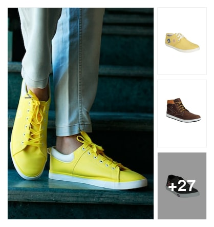 Sneakers Lovers. Online shopping look by Royal