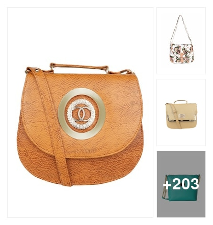 Deginer sling bags quality sales . Online shopping look by vinod