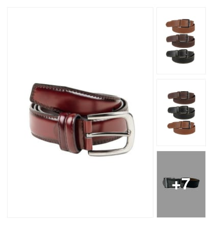Belts So Trendy N Budget Friendly. Online shopping look by Sunehri