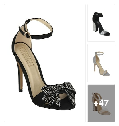 High On Heels.... Online shopping look by Nikki