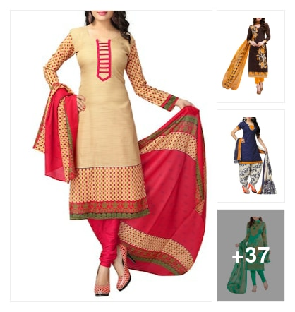 Trendy collection. Online shopping look by chinni