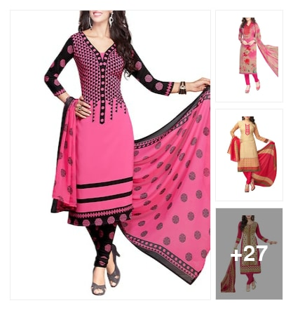 Pink lovin. Online shopping look by chinni