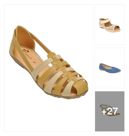 A Spring In your step: Shop  springflats. Online shopping look by Devi