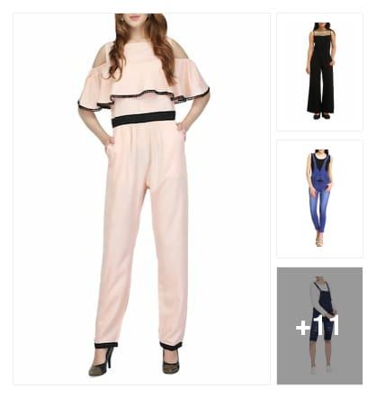 Jumpsuits . Online shopping look by keerthi