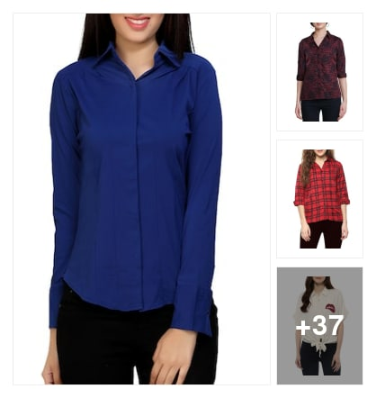 Price drop on limeroad :: exclusive shirts for girls. Online shopping look by kavita