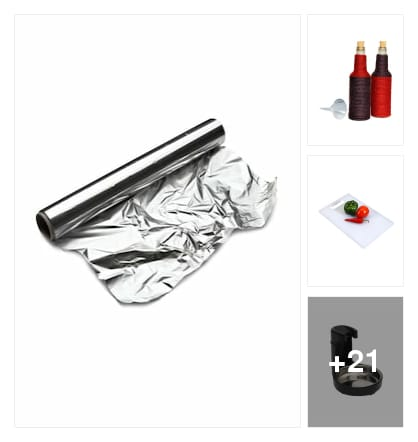 Kitchen tools. Online shopping look by kavita