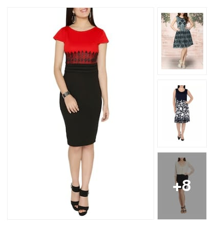 Dress. Online shopping look by jyoti