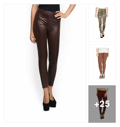 Leggings. Online shopping look by Shona