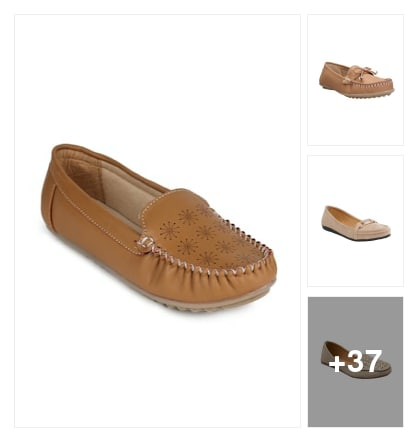 Loafers. Online shopping look by Aaryan