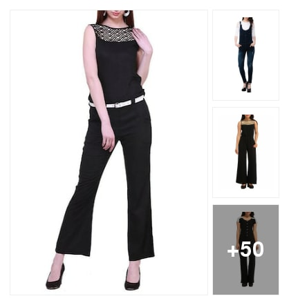 jumpsuits. Online shopping look by leela