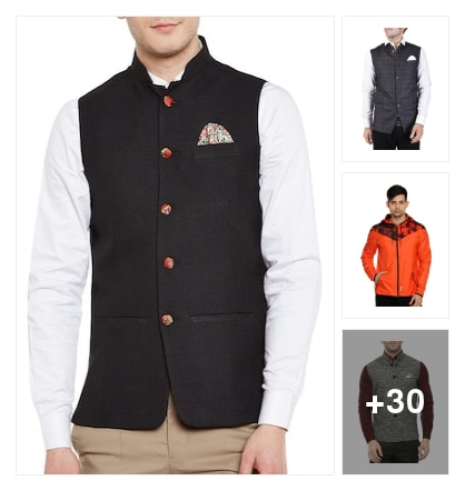 Stylish jackets. Online shopping look by vikram