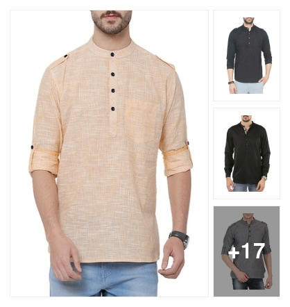 Kurtas style. Online shopping look by Yaswin