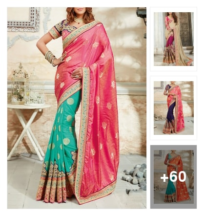 Bestselling and beautiful wedding sarees   .Shop from my exclusive collection😎🌱😎🌱. Online shopping look by 🌹🌞Sohini