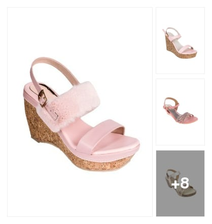 Lovely Sandal For Party. Online shopping look by r
