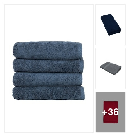 towels. Online shopping look by laxmi