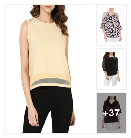 Tops. Online shopping look by P