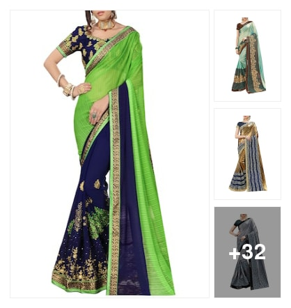 Sarees Is A Beautiful . Online shopping look by Devayani