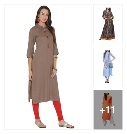 kurta. Online shopping look by sheetal