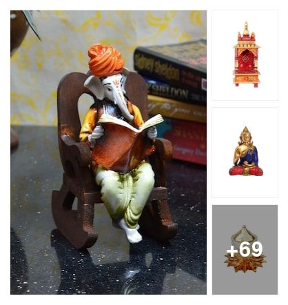 Religion & spritiuality. Online shopping look by Krishna