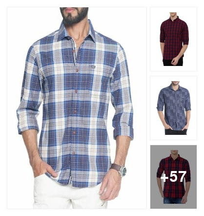 #shirts. Online shopping look by Goral