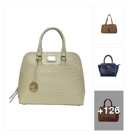 Handbags & purses. Online shopping look by goutam