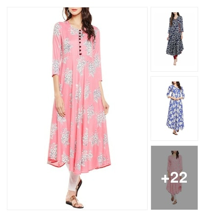 Trending Kurtas By Tissu. Online shopping look by PREET