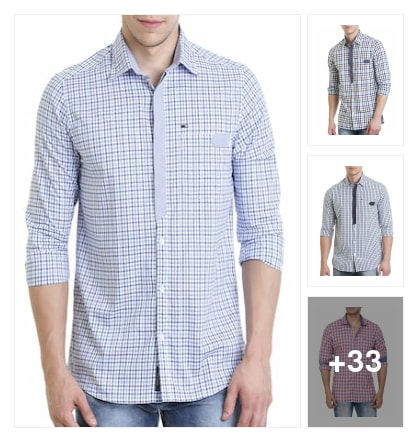 Check out------Summer Checks. Online shopping look by Varnika