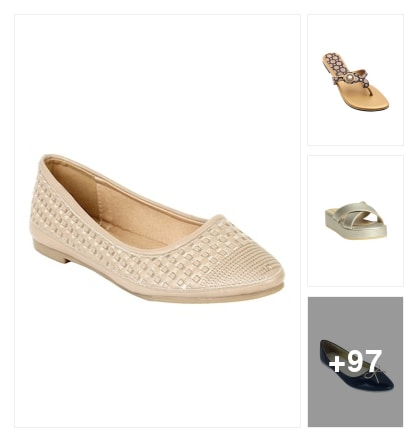 flats for our marvelous mother to wear for parties and functions and marriages and even temples also you can wear with the help of limeroad team. Online shopping look by Manasvini