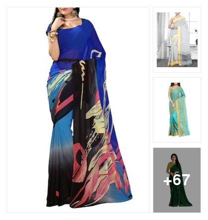 SAREES. Online shopping look by cvenkataraghavendra