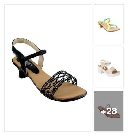 Fresh sandals to ur wardrobe . Online shopping look by kumar