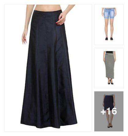 Skirts n shorts. Online shopping look by sangeetha
