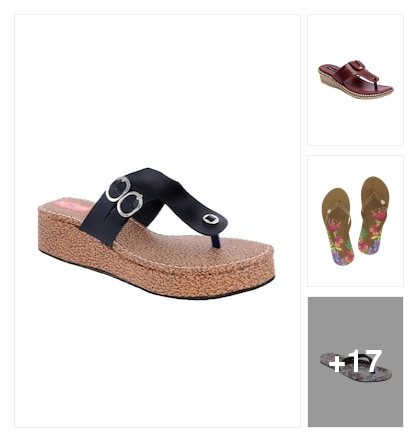 Slippers for you. Online shopping look by nirupama
