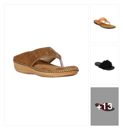Flip flops. Online shopping look by Shona
