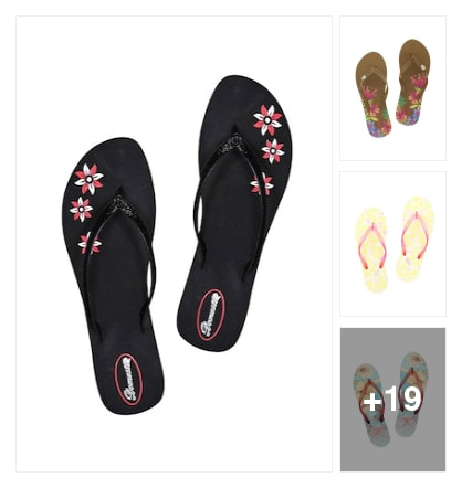 Flipflops. Online shopping look by Satish Kumar