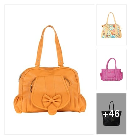 working womens  handbags. Online shopping look by chandra