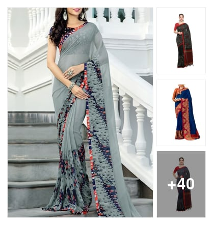 Sarees 300. Online shopping look by prasad