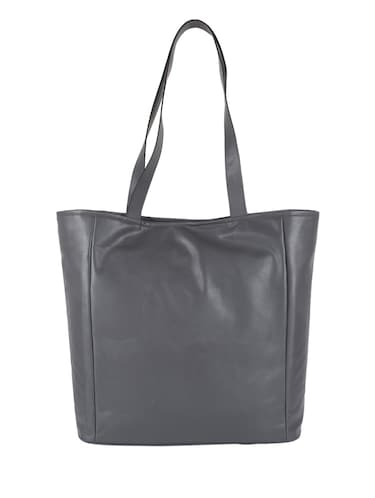 d70e5dcec946 Buy Grey Canvas Tote by Anges Bags - Online shopping for Totes in India